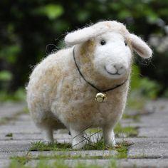 Lovely Sheep by BinneBear