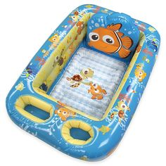 Shop for inflatable bath tub at buybuy BABY. Buy top selling products like Disney® Minnie Mouse Inflatable Bath Tub and Disney® Nemo Inflatable Bath Tub. Disney Cars, Baby Disney, Disney Pixar, Disney Stuff, Disney Princess, Baby Shower Gifts, Baby Gifts, Shower Baby, Baby Showers