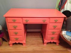 kentucky blonde: how to: paint furniture