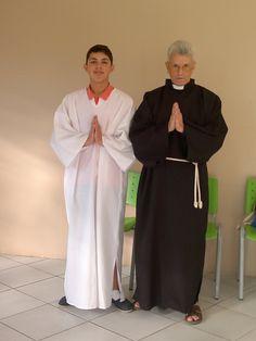 O Vigário e o Coroinha