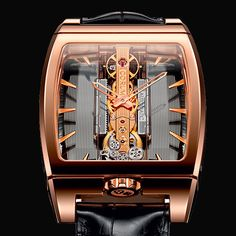 An icon plays the transparency game (Video) CORUM Golden Bridge Automatic (See more at:http://watchmobile7.com/articles/corum-golden-bridge-automatic) (2/6) #watches #corum #corumwatches @Diana Corum Watches