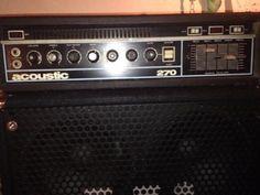 amp acoustic 270 in Niedersachsen - Stade   Musikinstrumente und Zubehör gebraucht kaufen   eBay Kleinanzeigen