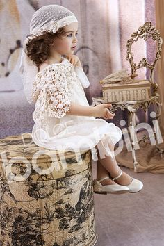 Summer Collection : Βαπτιστικό φόρεμα της Dolce Bambini