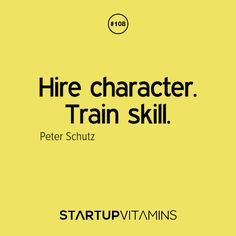 In a rapidly changing business environment, this is so true!