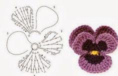 Voilet+crochet+pattern+(free).jpg (320×207)