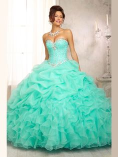 Ball Gown Sweetheart Sleeveless Ball Gowns With Beaded #FJ819
