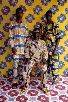 Untitled (From Dahomey to Benin series), 2010 by Leonce Raphael Agbodjelou. Born 1965, Porto Novo, Benin. // Agbodjelou is one of the pre-eminent photographers of the Republic of Benin, based in the capital Porto Novo. Trained by his father, the world-renowned photographer Joseph Moise Agbodjelou (1912-2000), he has since developed his own individual style in contemporary and innovative ways. #africa #contemporary #photography
