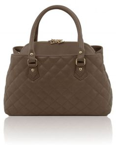 TL BAG TL141222 Soft quilted leather duffle bag