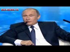 """В.В.ПУТИН """"Дайте ему микрофон а то зарежет""""-Putin """"Give him a microphone..."""
