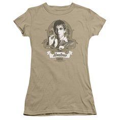 SCARFACE MONTANA Juniors Sheer Cap Sleeve T-Shirt