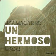 Otra piel Cerati Florencia Duomo Soda Stereo, Film Music Books, Ss, Rock, Motivation, Feelings, Reading, Quotes, Movies