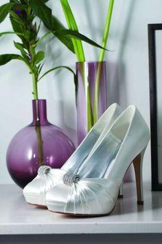 Deseo Zapatos de Novia | Visitar tiendas novias
