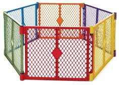 Baby Playard Indoor Outdoor Kid Toddler Playpen Portable Play Pan Safety Gate - http://baby.goshoppins.com/baby-gear/baby-playard-indoor-outdoor-kid-toddler-playpen-portable-play-pan-safety-gate/