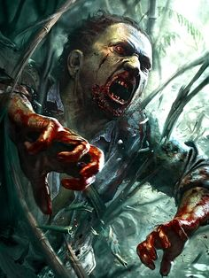 Dead Island - Zombie