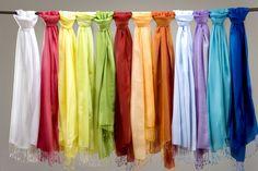 Los colores en el vestir y su influencia en la actitud