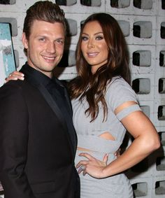 There's going to be a Backstreet baby! Congratulations, Nick Carter and Lauren Kitt!
