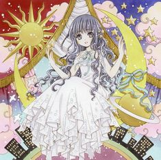 CLAMP, Card Captor Sakura, Tomoyo Daidouji