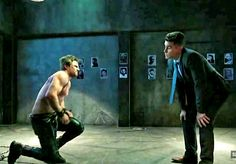 Arrow 5x17 Arrow Tv Series, Fictional Characters, Arrow Tv Shows, Fantasy Characters