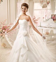 Wedding Dress Colet  COAB16232 2016