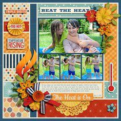 Heat Wave by Kristin Cronin-Barrow at Sweet Shoppe Designs.
