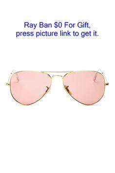 Ray Ban...pink avaitors
