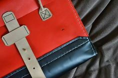 My Leather Work.....Hand crafted, hand stitched. Real leather hand bag.... leather and stitch detail.... Visit: https://m.facebook.com/leatherhobby/