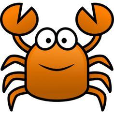 Free to Use & Public Domain Crab Clip Arthyģggtg