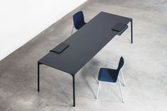 Tune Table by Stefan Diez Office in home furnishings  Category