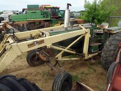 Oliver 1655 tractor salvaged for used parts. This unit is available at All States Ag Parts in Downing, WI. Call 877-530-1010 parts. Unit ID#: EQ-24357. The photo depicts the equipment in the condition it arrived at our salvage yard. Parts shown may or may not still be available. http://www.TractorPartsASAP.com