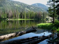 Gilpin Lake - Gold Creek Lake Loop hike in the Mt. Zirkel Wilderness