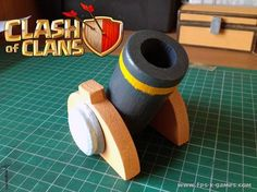 How to Create a Clash of Clans Mortar ~ FPSXGames