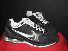 Women's Nike SHOX FLY ZIPSISTER Sneakers Sz 7 Black/White 386382-001 #Nike #Running #pins #shoes #sneakers #Instagram #blacchyna