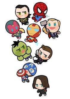 Marvel Wallpaper for iPhone from cuio.io – Marvel Universe Marvel Wallpaper for iPhone from cuio. Marvel Avengers, Marvel Comics, Chibi Marvel, Marvel Art, Marvel Heroes, Marvel Superhero Logos, Chibi Superhero, Avengers Cartoon, Baby Avengers
