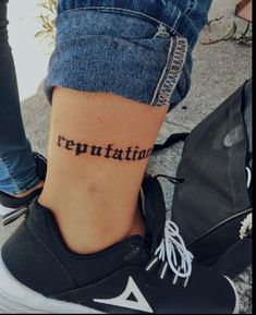 this is my first tattoo and its a reference to the album of Taylor Swift. First Tattoo, I Tattoo, Tattoo Quotes, Taylor Swift Tattoo, Aesthetic Tattoo, Creative Tattoos, Art Quotes, Tatoos, Tatting