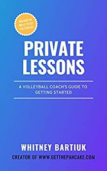 Plus 10 volleyball drills for private lessons!