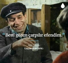 Apti Şakrak King of the Scavengers (Kemal Sunal Love Store, Famous Movie Quotes, How To Create Infographics, Music Theater, Charlie Chaplin, Vintage Cartoon, Film Movie, Really Funny, Literature