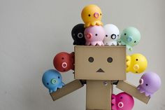 Takochu pandemic! by thesinisterpenguin, via Flickr