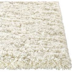Living room rug:  Chasen 5'x8' Rug in Area Rugs | Crate and Barrel