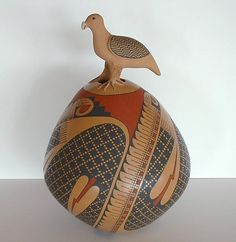 Jesus Mora represents many potters of Mata Ortiz, Chihuahua ...