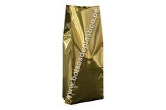 Dorado Brillante  #bolsas #con #fuelles #laterales
