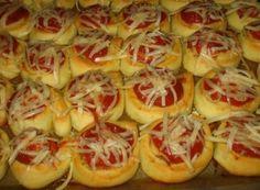 Wurst-Häppchen mit Käse