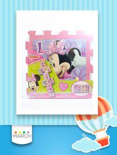 Soft Foam Minnie
