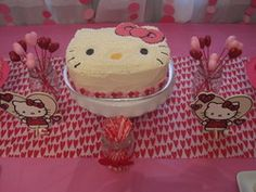"Hello Kitty / Birthday ""Hello Kitty 4th Birthday"" 