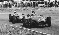 Fangio & Moss