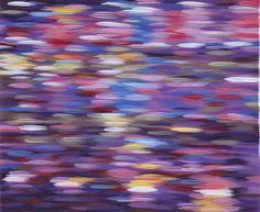 Katharine Harvey: PurpleLight/BlueLightStudy, 2009