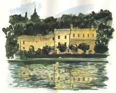 castello del Catajo, Battaglia terme (PD)