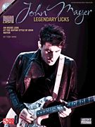 John Mayer Legendary Licks (Softcover with CD)