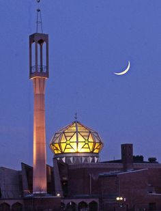 Glasgow Central Mosque is located on the south bank of the River Clyde in the Gorbals district of central Glasgow. The MosqueThe Mosque was built in 1983 and was formally opened in 1984 by H E. Abdullah Omar Nasseef, the Secretary General of the Muslim World League.
