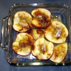 Apple Snack - Low Calorie Recipe