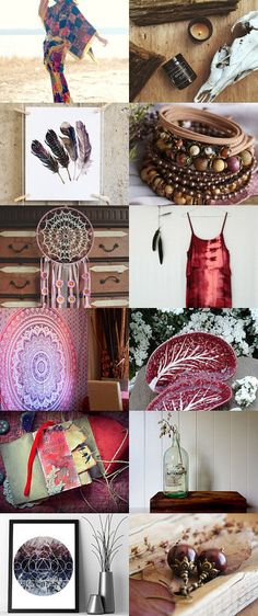 Boho vibes by ByLEXY on Etsy--Pinned+with+TreasuryPin.com